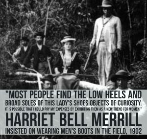 Harriet Bell Merrille meme updated