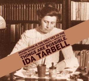 Ida Tarbell meme